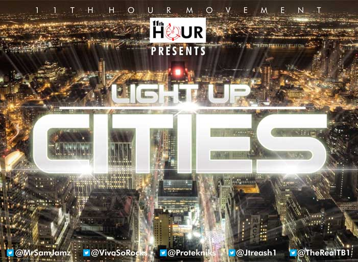 LIGHTUPCITIES