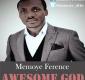 #SelahFresh: Memoye Ference | Awesome God | Prod. By Wole Oni