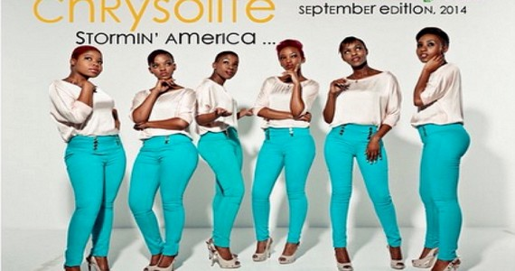 South African Girl Band Simply Chrysolite Covers Tosh Mag September Edition