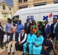 Pastor E.A Adeboye Donates Ambulance To Disaster Relief Agency In Israel