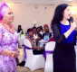 Photos: Pastor Anita Oyakhilome Celebrates Birthday With Mum In London