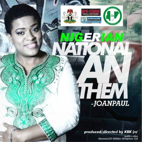 NATIONAL ANTHEM DP NU