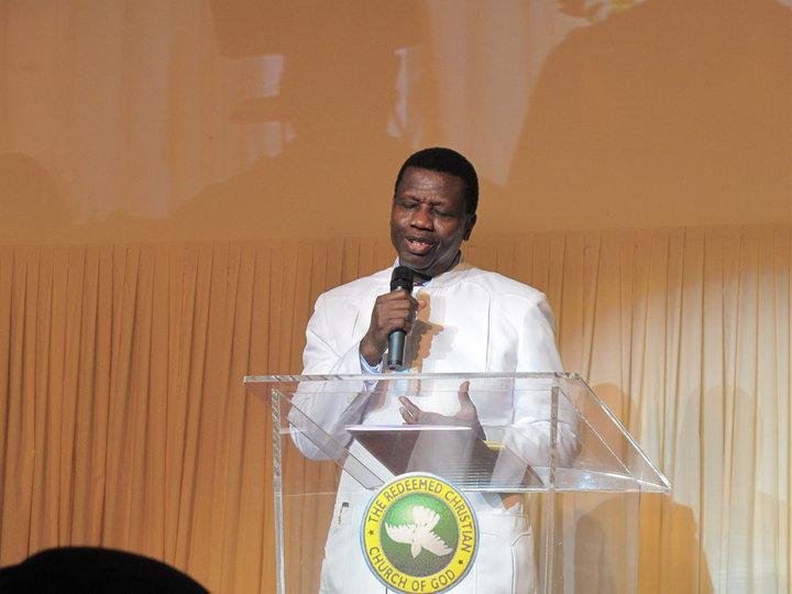 pastor Adeboye on Marriage