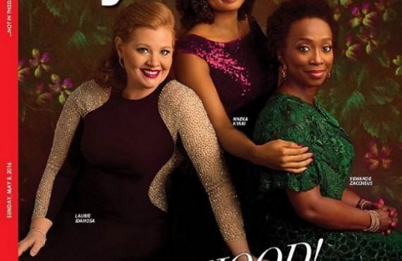 Laurie Idahosa, Nneka Kyari & Yewande Zaccheaus On Thisday Style Cover