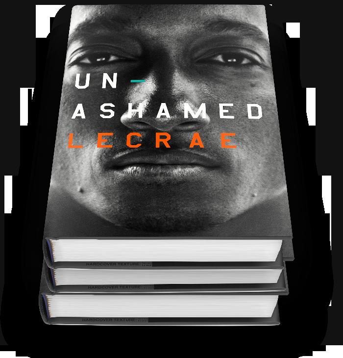 unashamed, lecrae, book