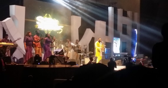 Photos: Awesome Moments From Mike Aremu's Sax Appeal 5 Featuring India Arie