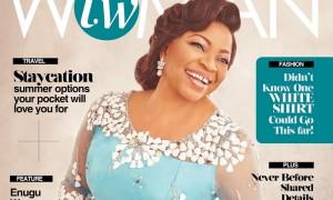 Folorunsho Alakija Covers July Edition Of Today's Woman Magazine