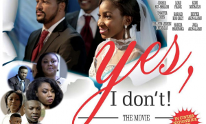 """Pastor Dexter A. Alamu's Book Influences Nollywood Movie """"Yes I Don't"""""""