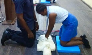 Everybody Needs Cardio Pulmonary Resuscitation (CPR) Training| By Dr. Kayode Famurewa