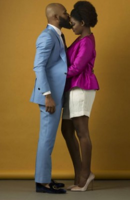 Church Clothes: Paul Chisom (PC) & Fiancee – The Couple That Slays Together!