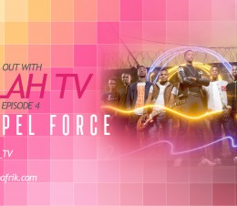 All Fun & Some Acappella!! Gospel Force Hanging Out with SelahTV