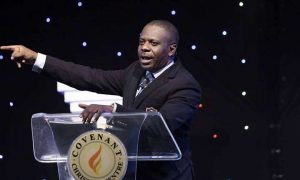 Selah's Journal: To Those Reaching Out For The New | By Pastor Poju Oyemade