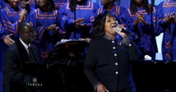Shirley Caesar Goes Viral With #UNameItChallenge – Snoop Dogg, Chris Brown, Others Join