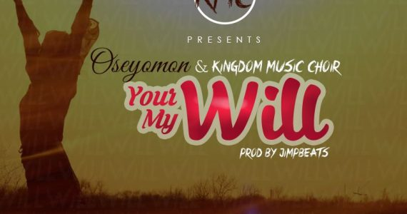 #SelahMusic: Jimp Beats | Your Will, My Will  [@jimpbeats]