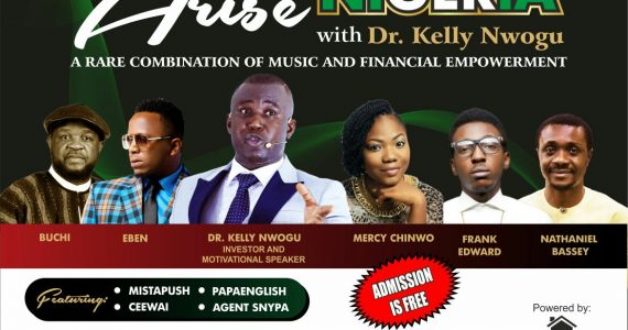 Frank Edwards, Buchi, Eben & More Prep For Arise Nigeria Concert | Dec 24th