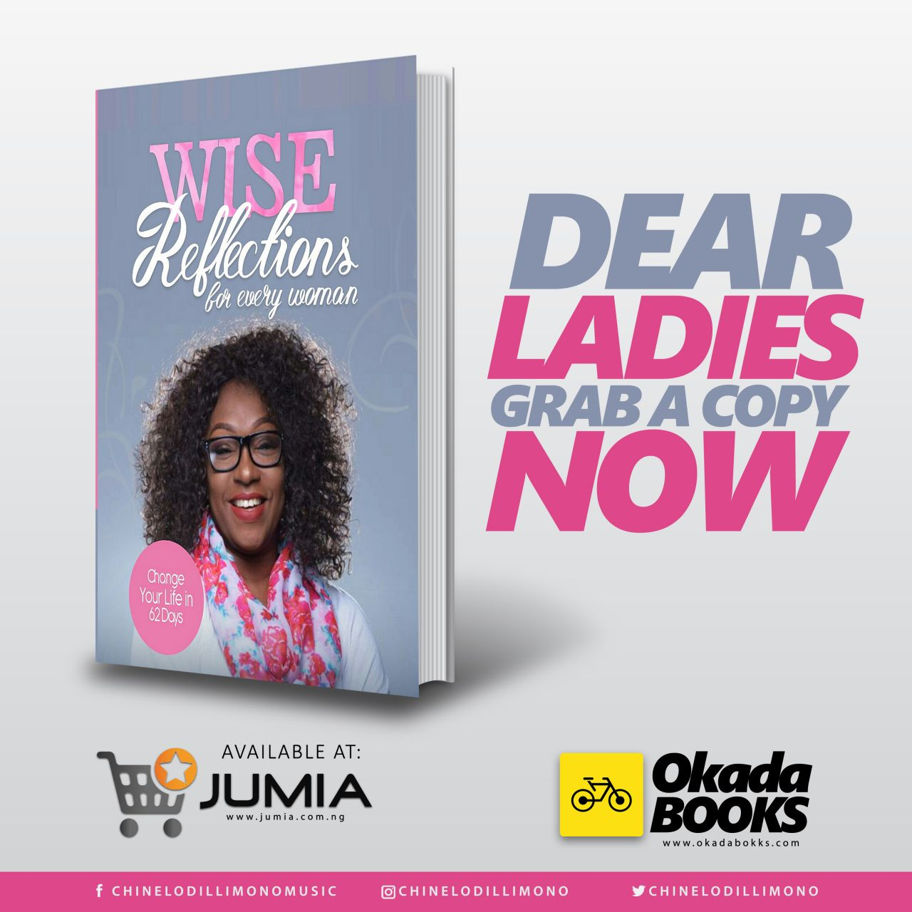 Pst. Chinelo Dillimono - Wise Reflections for Every Woman [Cover] (2)