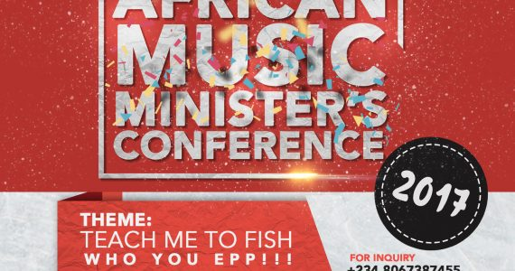 SetHIMOff Music Presents The African Music Ministers Conference 2017 Featuring Myron Butler