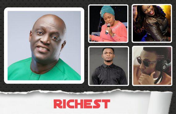 The Richest Gospel Artistes In Nigeria – Sammie Opkoso, Tope Alabi, Frank Edwards & More