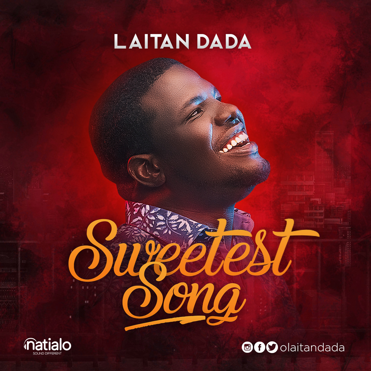 Laitan Dada Sweetest Song Album Art