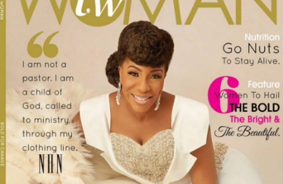 Called Into Fashion Ministry! Nkechi Harry Ngonadi Covers TW Magazine's March/April Issue