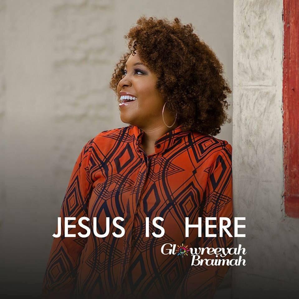 Glowreeyah Braimah - Jesus