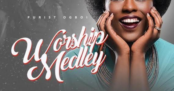 #SelahMusicVid: Purist Ogboi   Worship Medley  [@Purist_Ogboi]