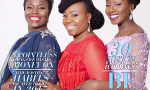 Glowreeyah, Onos & Aderonke On The Cover GemWoman Magazine New Issue