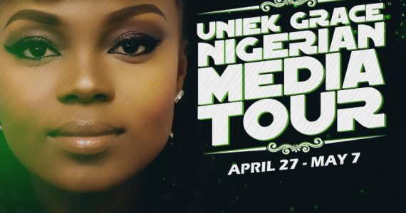Gospel Singer UniekGrace Takes On 5 Cities For Her Nigerian Media Tour