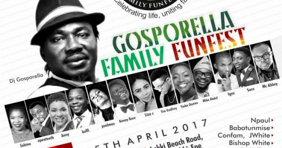 Event: Gosporella Family Funfest Is Back This Easter! | Apr. 15th