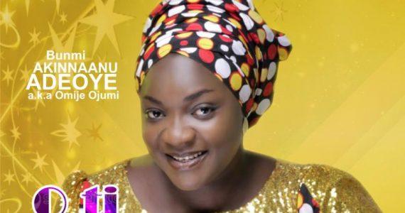 #SelahFresh: Bunmi Akinnaanu Adeoye | O Ti Sure [@olubunmi_adeoye]