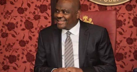 Whistle-Blower: Governor Nyesom Wike Urges Christians To Pray For The Return Of Funds