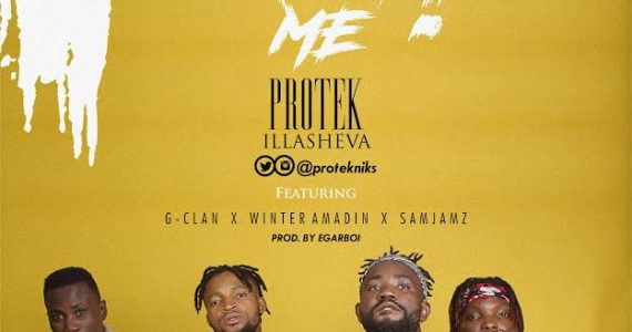 #SelahMusic: Protek Illasheva | You Saved Me | Feat. Samjamz, G-Clan & Winter Amadin [@protekniks]