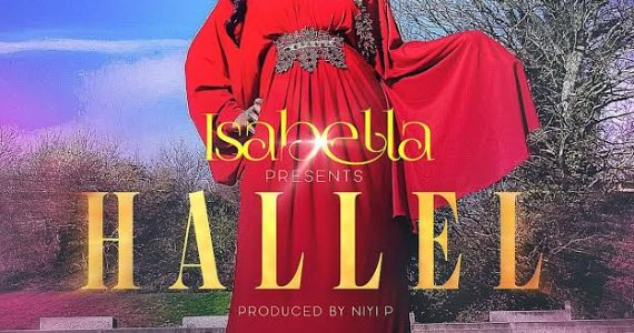 #SelahMusic: Isabella | Hallel (+ Lyric Video) | @IsabellaMelodie