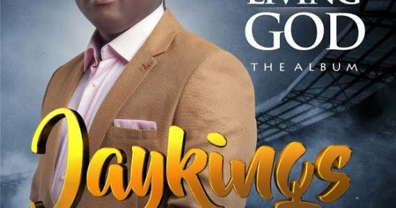 "Gospel Singer Jaykings Releases ""The Only Living God"" Album [@iamJayKings]"