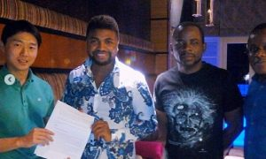 Exclusive: Wole Oni Signs Ambassadorship Deal With Yamaha! Speaks On Its Significance & Benefits