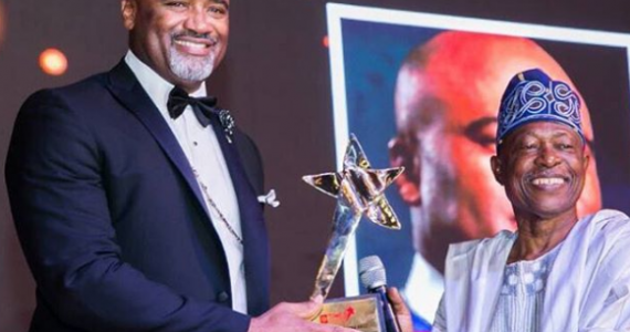 Pastor Paul Adefarasin Honoured With Life Impact Award At Daily Times 91st Anniversary