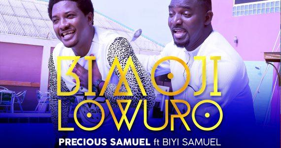 #SelahMusicVid: Precious Samuel  | Bimoji lowuro  | Feat. Biyi Samuel [@precioussamayo]