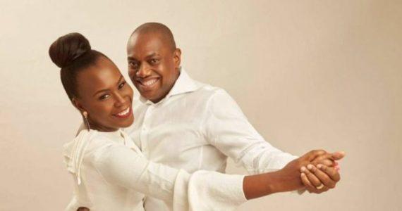Fela Durotoye Gushes About Wife In Celebration Of Wedding Anniversary & Birthday