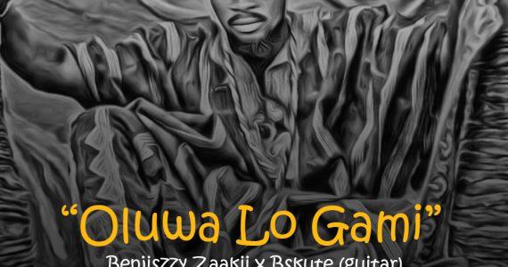 #SelahMusic:  Benjiszzy Zaákií    Oluwa Lo Gami   Feat. Bskute (Guitar)   @Benjiszzy