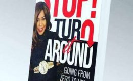 "Kenny Saint Best Launches New Book ""Stop! Turn It Around"""