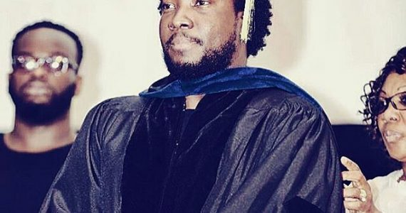 """""""I Used To Be A University Cleaner"""" – Sonnie Badu Bags Honourary Doctorate Degree!"""