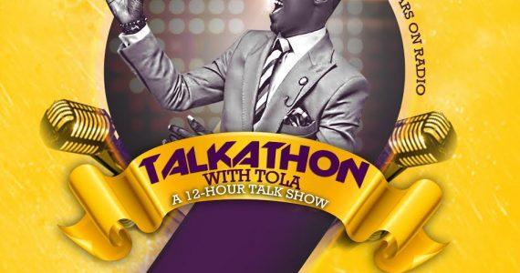 Olutola Omoniyi Celebrates 9 Years On Radio With 12-Hour Talkathon