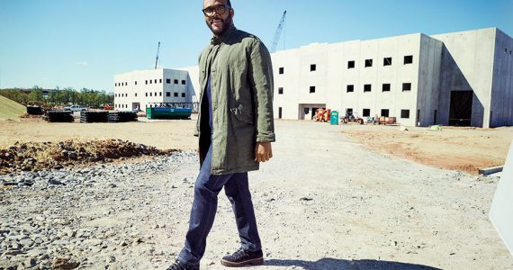 From Living In A Car To Owning 330-Acre Studio! Tyler Perry Talks Hollywood, Oprah Winfrey, Production & More