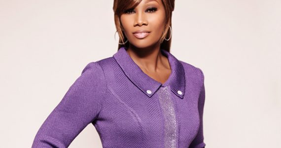 Yolanda Adams Inducted Into Gospel Music Hall Of Fame 2017