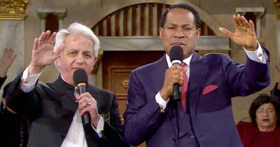 Televangelist Benny Hinn & Pastor Chris Oyakhilome Launches TV Channel – LoveWorld USA