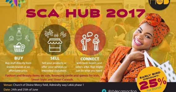 "The Aprilseed Company Presents ""Style Camara Action Hub'' (SCA Hub) 