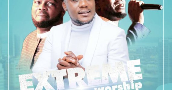 #SelahMusicVid: Lawrence Decovenant | Extreme Worship | Feat. Tosin Martins And Mike Abdul [@DeCovenant]