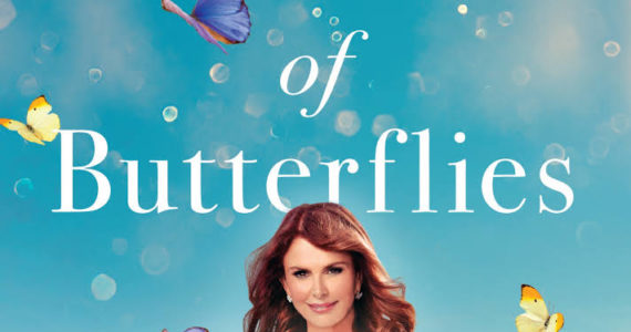 "Actress Roma Downey Highlights God's Love In New Book ""Box Of Butterflies"""
