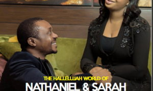Nathaniel Bassey And Wife Sarah Grace The Cover Of MRH Magazine
