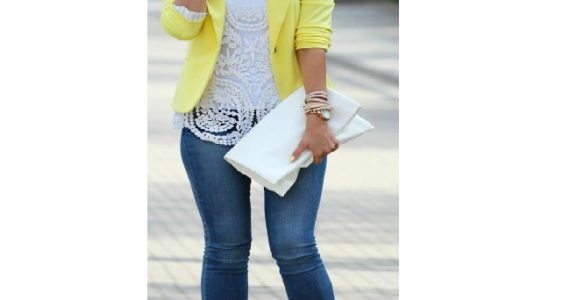 Church Clothes: Have Yourself A Yellowy Sunday!